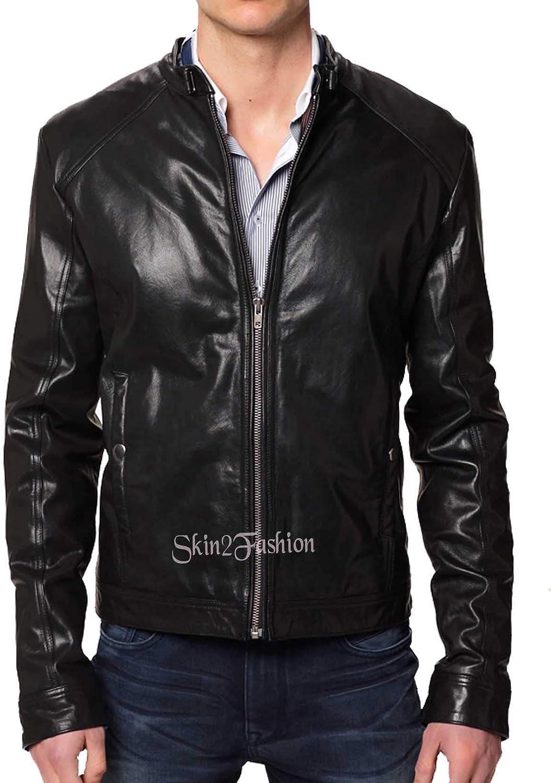 Skin2Fashion Mens Leather Jackets 157