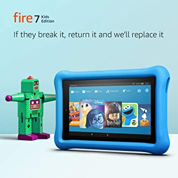f08c6067d90a Fire 7 Kids Edition - Amazon Official Site - The  1 kids  tablet in ...