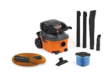 Amazon.com: RIDGID VAC4010 - Aspirador 2 en 1, compacto y ...
