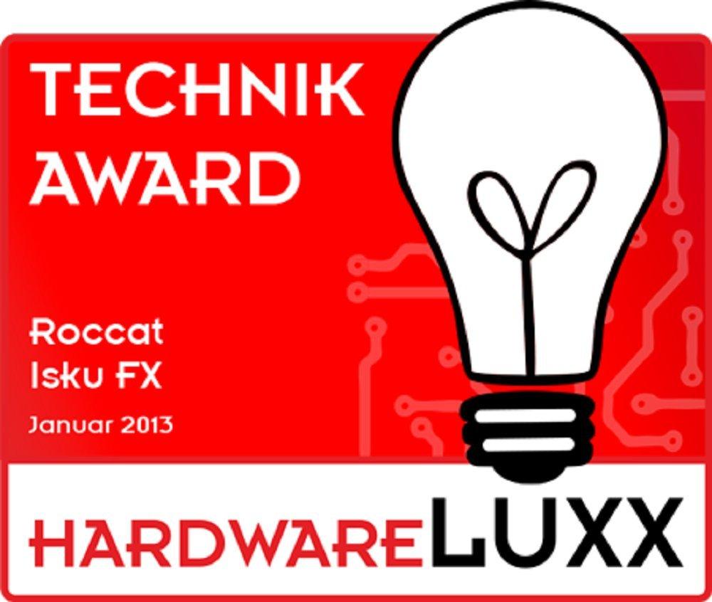 Roccat ISKU FX Illuminated Gaming Keyboard PC//Mac Keyboard