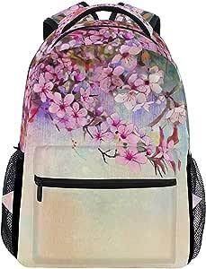 Daypack Flores De Cerezo Japonesas Sakura Moda
