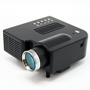 Amazon.com: Mini-LED Proyector Digital w/USB, ranura para ...
