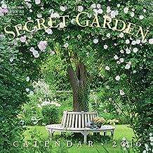 The Secret Garden Wall Calendar 2016