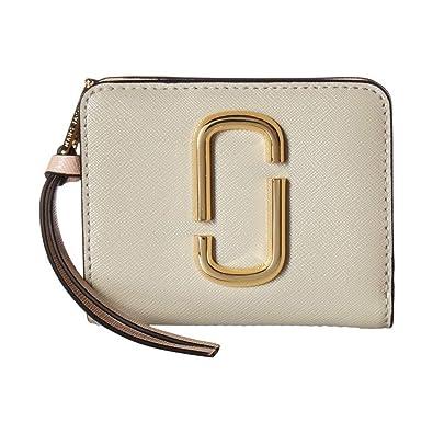 4fa6182b60ef (マーク ジェイコブス) Marc Jacobs レディース 財布 Snapshot Mini Compact Wallet [並行輸入品