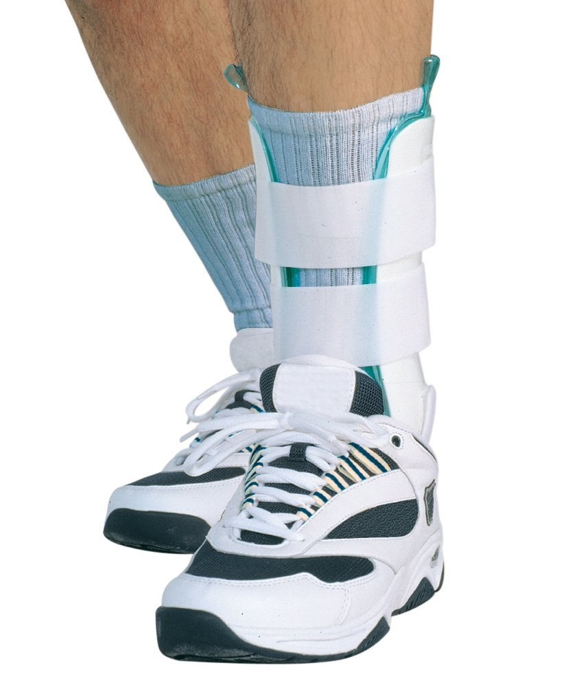AliMed Ankle Brace with All-Air Liner, Case of 25