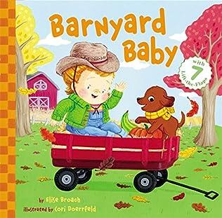 book cover of Barnyard Baby