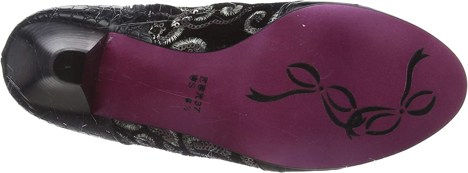 Poetic Licence by Irregular Choice Lady Victoria Botines para Mujer