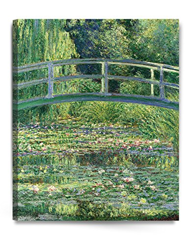 DECORARTS Japanese Water Lily Painting Reproduction