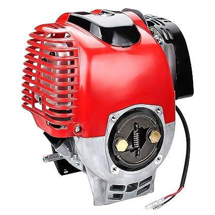 Bespick Motor de la motocicleta Motor de Arranque de 4 Tiempos ...