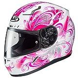 HJC Cosmos Womens CL-17 Street Bike Motorcycle Helmet - MC-8 / Medium