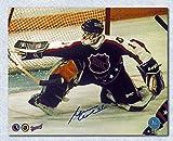 Reggie Lemelin 1990 All Star Game Autographed 8x10 Photo