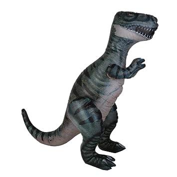 Desconocido Niños Grandes plástico Dinosaurio Hinchable Blow ...