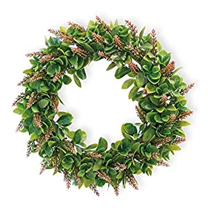 Celebrate the Home Decorative Floral and Foliage Wreath 115