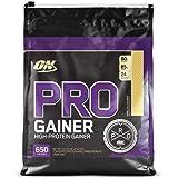 Optimum Nutrition Pro Gainer Protein Powder, Vanilla Custard, 10.19 Pounds