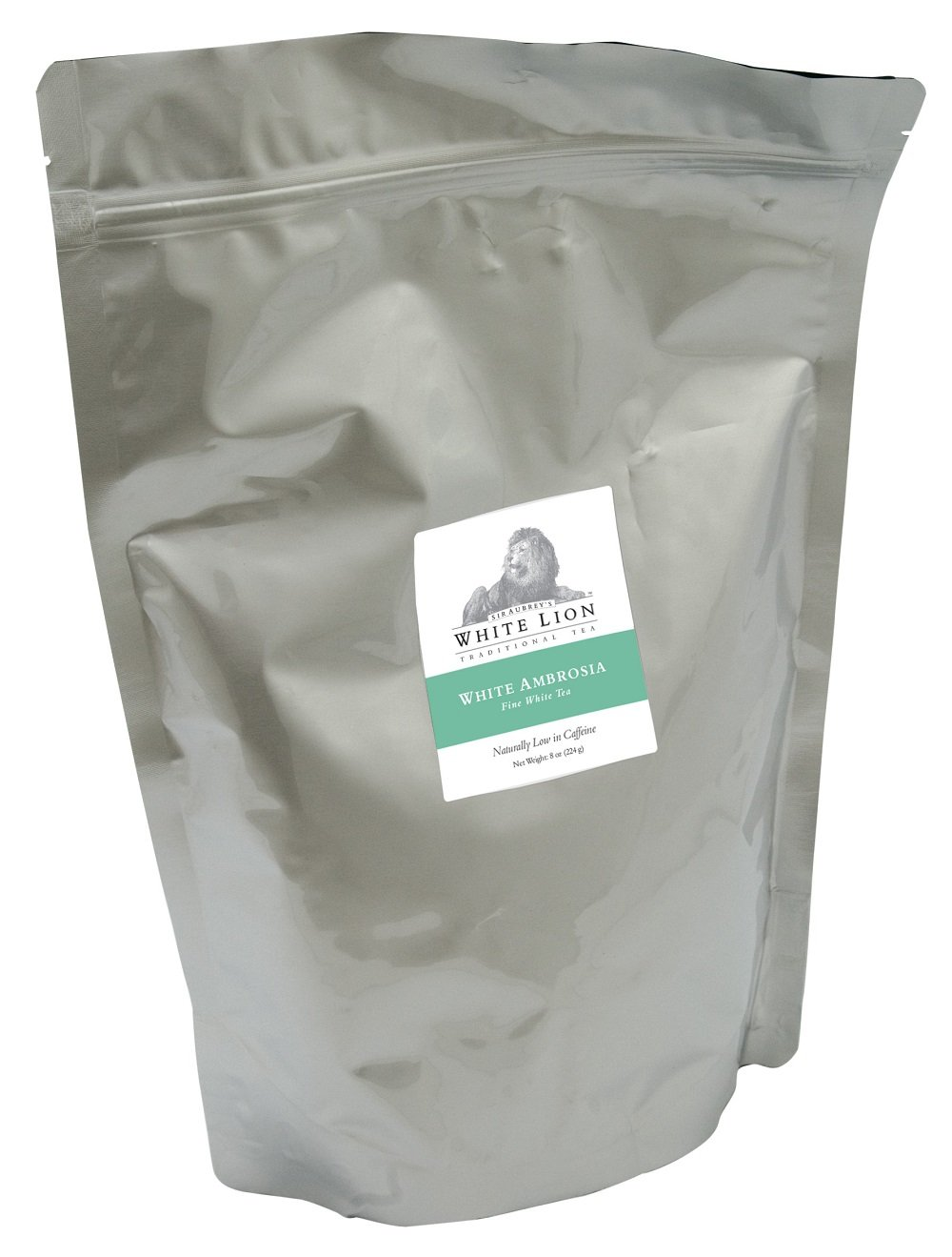 White Lion White Ambrosia Loose Tea, 1 Pound by White Lion