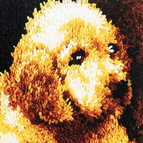 Wonderart Latch Hook Kit - Puppy Love - $9.99