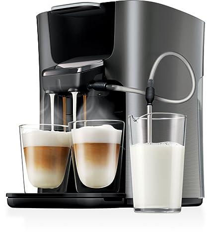 Senseo - Cafetera (Independiente, Máquina de café en cápsulas, 1 L, Dosis
