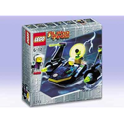 Lego Alpha Team Cruiser: Toys & Games