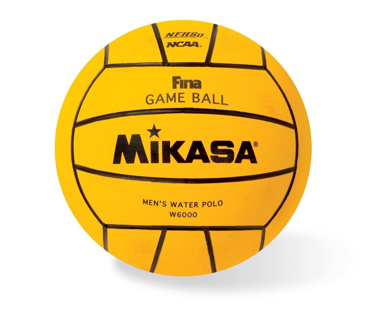 Mikasa W6000 NCAA Men's Water Polo Ball