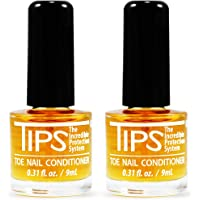 TIPS Toe Nail Conditioner 2 Pack
