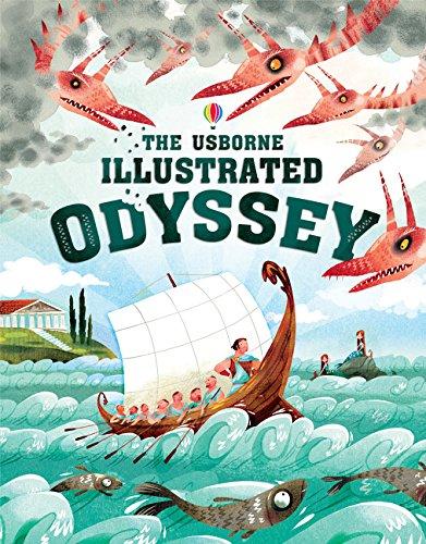 The Usborne Illustrated Odyssey (Illustrated Originals) pdf epub