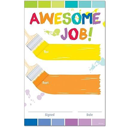 Amazoncom Creative Teaching Press Awesome Job Awards 1373