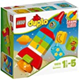 LEGO 10815 Duplo My First My First Rocket Playset