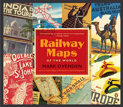 Pdf Transportation Railway Maps of the World