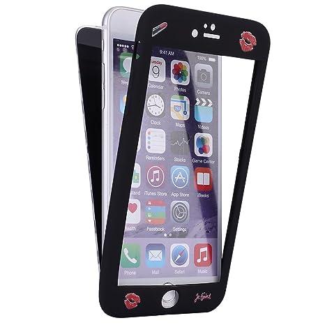 Carcasa para iPhone 6 Plus, carcasa iPhone 6S Plus 360 ...