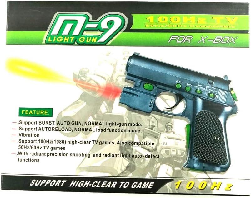 New m-9 light gun controller for the original microsoft xbox.