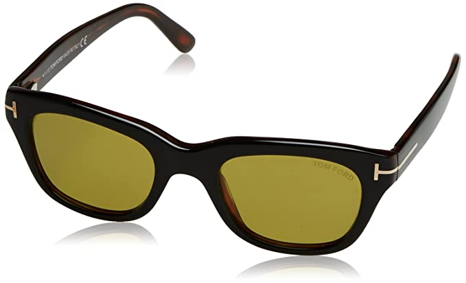 3c23d6cf8d9 Image Unavailable. Image not available for. Color  Sunglasses Tom Ford  SNOWDON TF ...