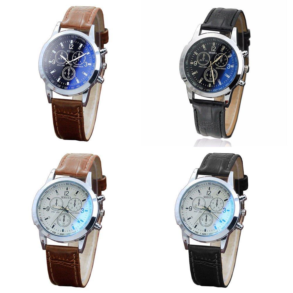 Belt Sport Quartz Hour Wrist Analog Watch