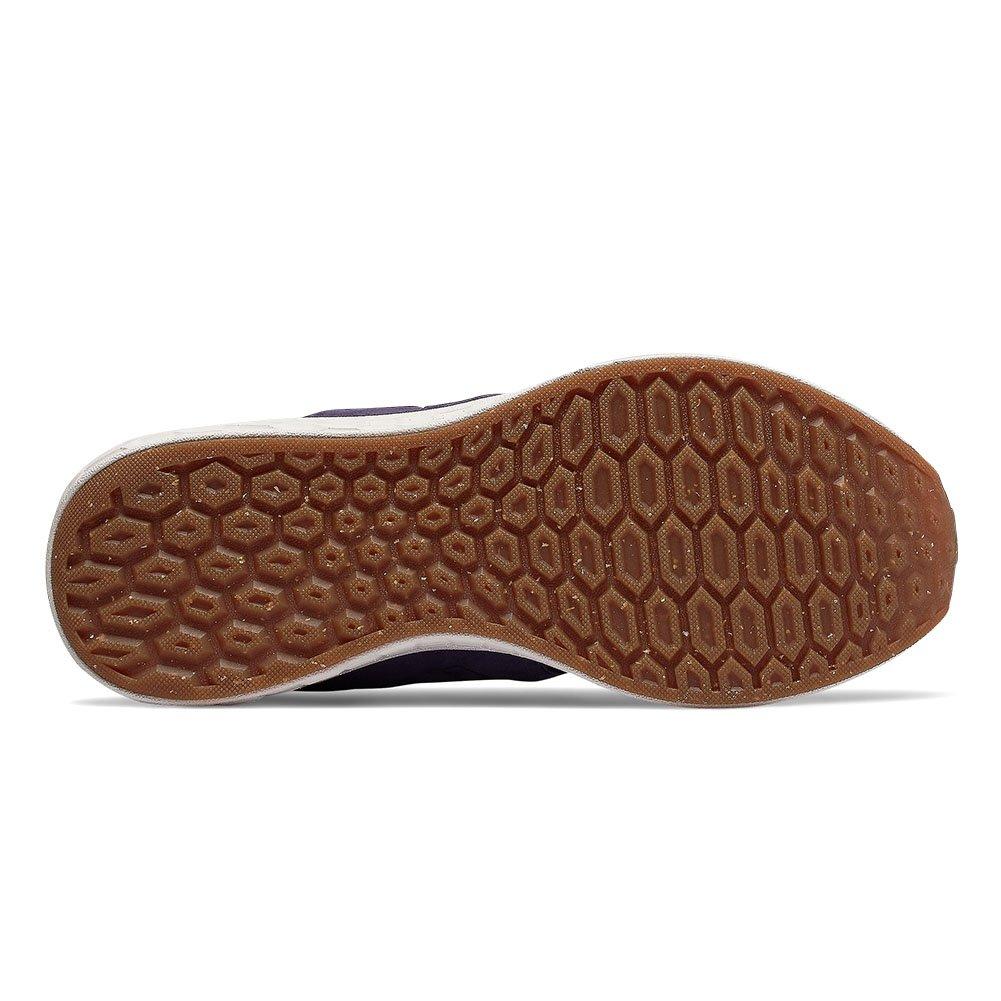New Balance Women's Cruz V2 Fresh Foam Running Shoe B075R7YTKC 6 B(M) US|Wild Indigo/Wild Indigo