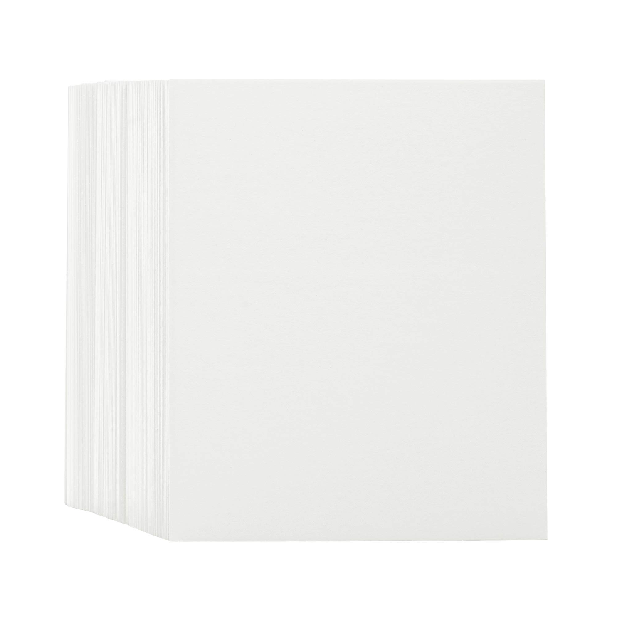 Pack of 50 11'' x 14'' Inch Pre-Cut White Backing Boards for Picture Mats Mattes, Photos and Frames - Backing Only (11 x 14 50-Pack Backs Only) by iFrame