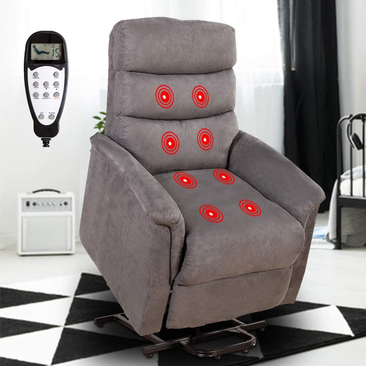 Good Gracious Power Lift Chair