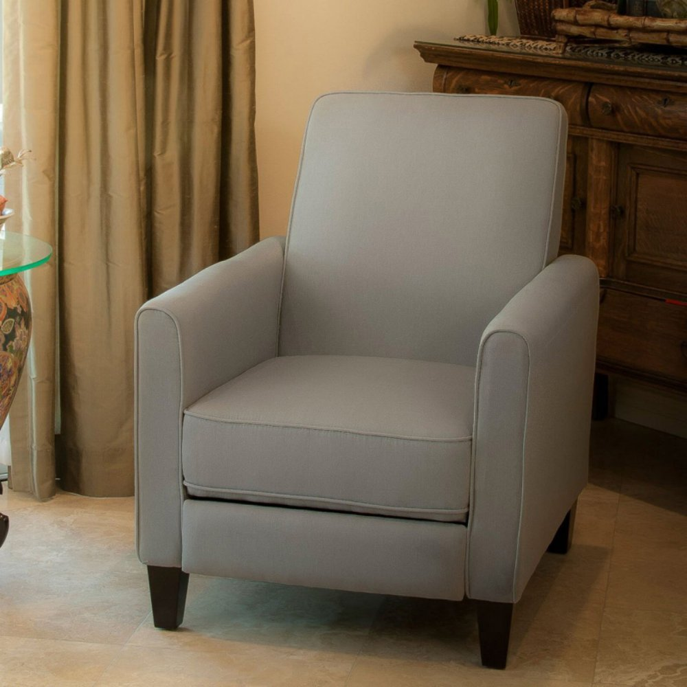 Club Chair Recliner - Amazon com best selling davis recliner club chair grey kitchen dining