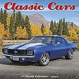 Classic Cars 2020 Wall Calendar