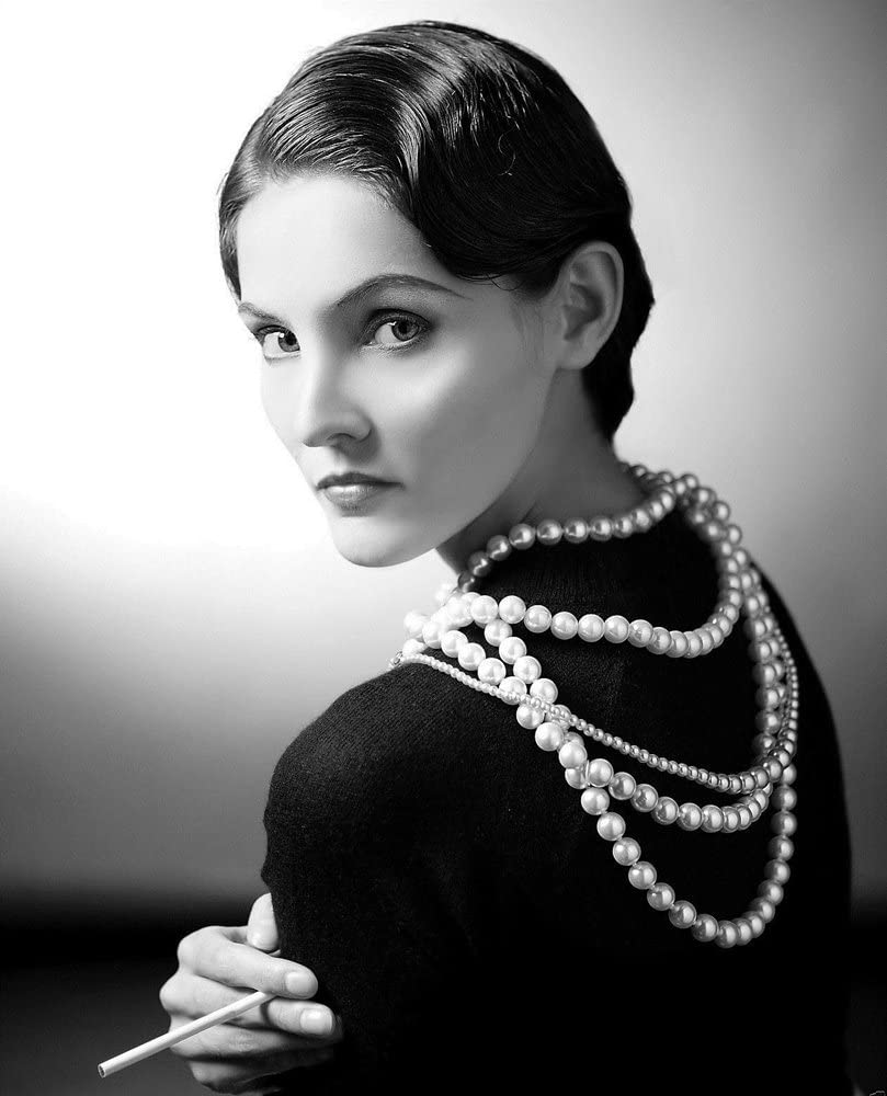 Amazon Com Coco Chanel French Fashion Designer 8 X 10 Glossy Photo Picture Everything Else