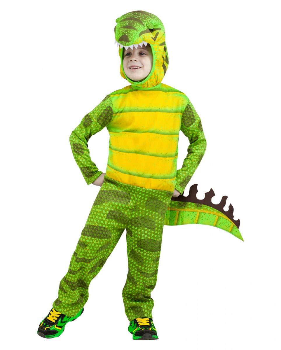 Horror-Shop T-Rex niños pequeños traje con sombrero L: Amazon.es ...