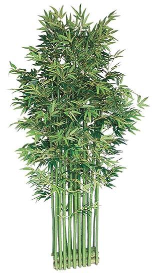 Bambou Plante Arbre Artificielle Artificiel Brise Vue 200cm