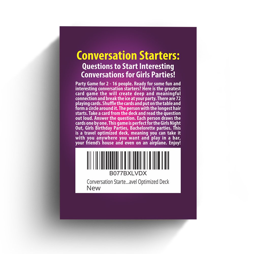 Interesting conversation starters with a girl | How to Keep
