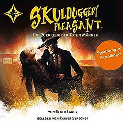 Die Rückkehr der Toten Männer (Skulduggery Pleasant 8)
