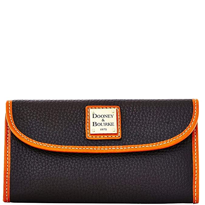 Amazon.com: dooney & Bourke Continental granulada de ...
