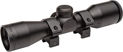 TRUGLO HuntTec Illuminated Reticle 4x32mm Compact Scope
