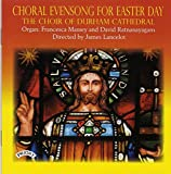 Choral Evensong for Easter Day