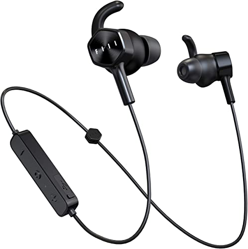 in-The-Ear-headphonesWireless Headphones Bluetooth, FIIL Bluetooth Earphones 5.0, 12H Playtime with Quick Charge, IP65 Waterproof Dust-Proof, Noise Cancelling Wireless Earbuds for Running Gym Workout