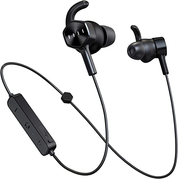 Amazon Com In The Ear Headphoneswireless Headphones Bluetooth Fiil Bluetooth Earphones 5 0 12h Playtime With Quick Charge Ip65 Waterproof Dust Proof Noise Cancelling Wireless Earbuds For Running Gym Workout