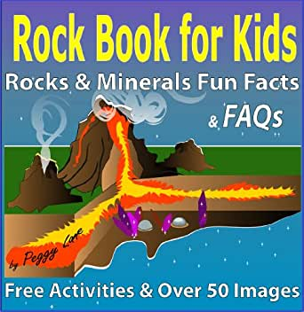 Rocks for Kids: Rocks and Minerals for Kids - A Fun Fact Rock Book ...