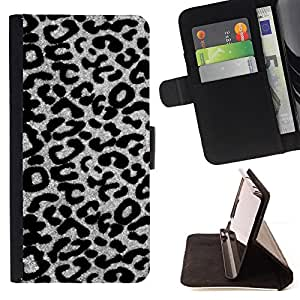 Jordan Colourful Shop - black white grayscale animal For LG G3 - Leather Case Absorci???¡¯???€????€???????????