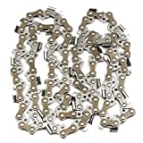 Best to Buy New 16inch Chain Saw Chain .050 Gauge 57DL Replacement For WG300 WG303 WG303.1 WG304 husqvarna chainsaw mill ripping chain worx parts greenworks